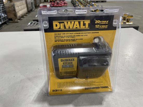 DeWalt DCB115 12/20V Battery Charger