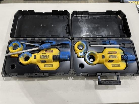 DeWalt DWH050K Dust Extractors, Qty. 2