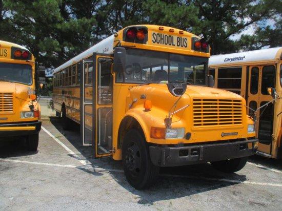1999 Amtran School Bus, Intern    Auctions Online | Proxibid