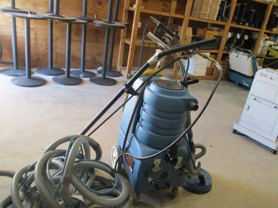 Mytee Breeze Pro Carpet Extractor.