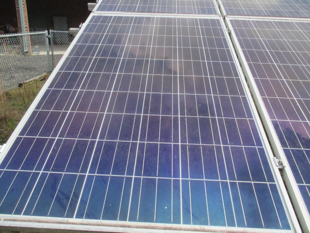 Lot: (45) SolarWorld SW240Poly Solar Panels - Solar Electric