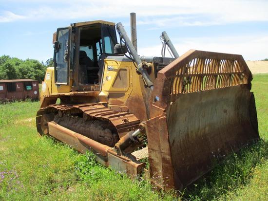 John Deere 850J WH Crawler Tractor.