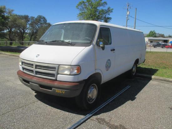 1997, Dodge, Ram, Van,
