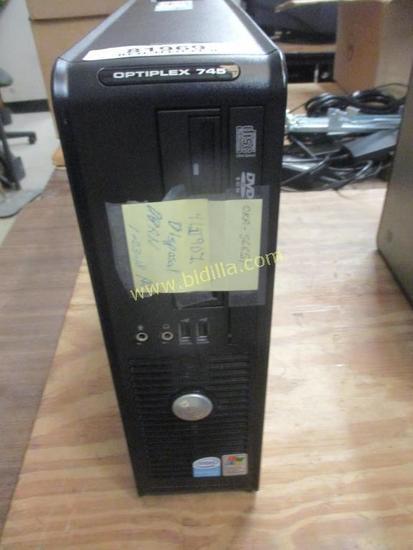 Dell OptiPlex 745 Desktop Computer