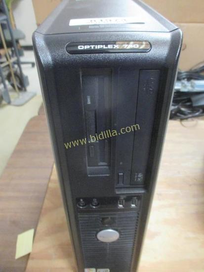 Dell OptiPlex 740 Desktop Computer