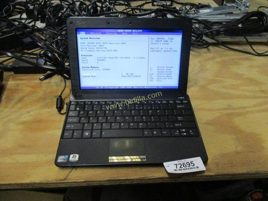 Asus 1001PxEee Laptop Computer.