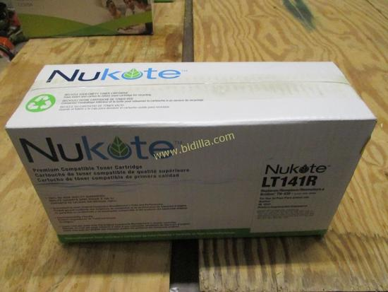 Nukote LT141R Toner Cartridge.