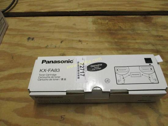 Panasonic KX-FA83 toner Cartridge.