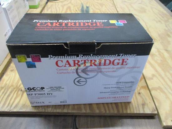 GCOP Q7551X Toner Cartridge.