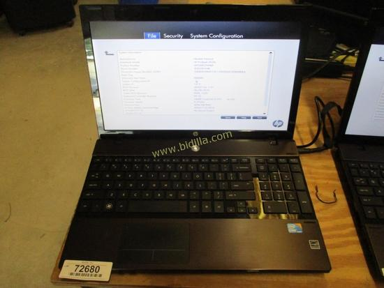 HP ProBook 4520s Laptop Computer.