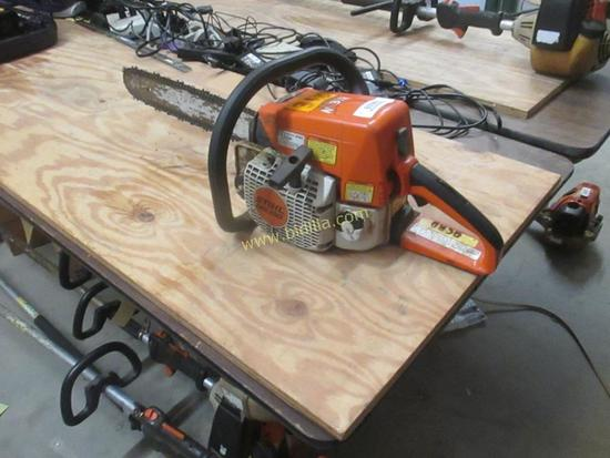 Stihl N525D Gas Powered Chain Saw