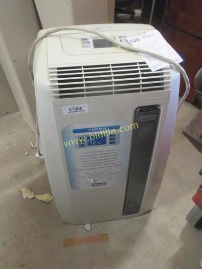 Delonghi Pac A110L Dehumidifier
