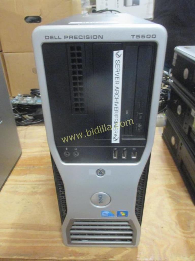 Dell Precision T5500 Desktop Computer
