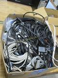 Asst Computer Cords & Cables.
