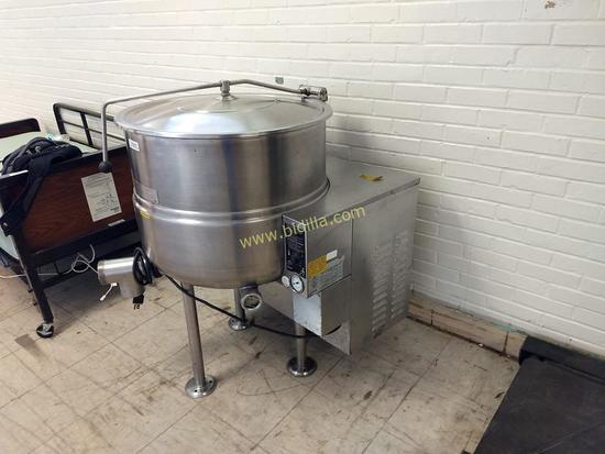 Cleveland 2914 40 Gallon Steam Kettle