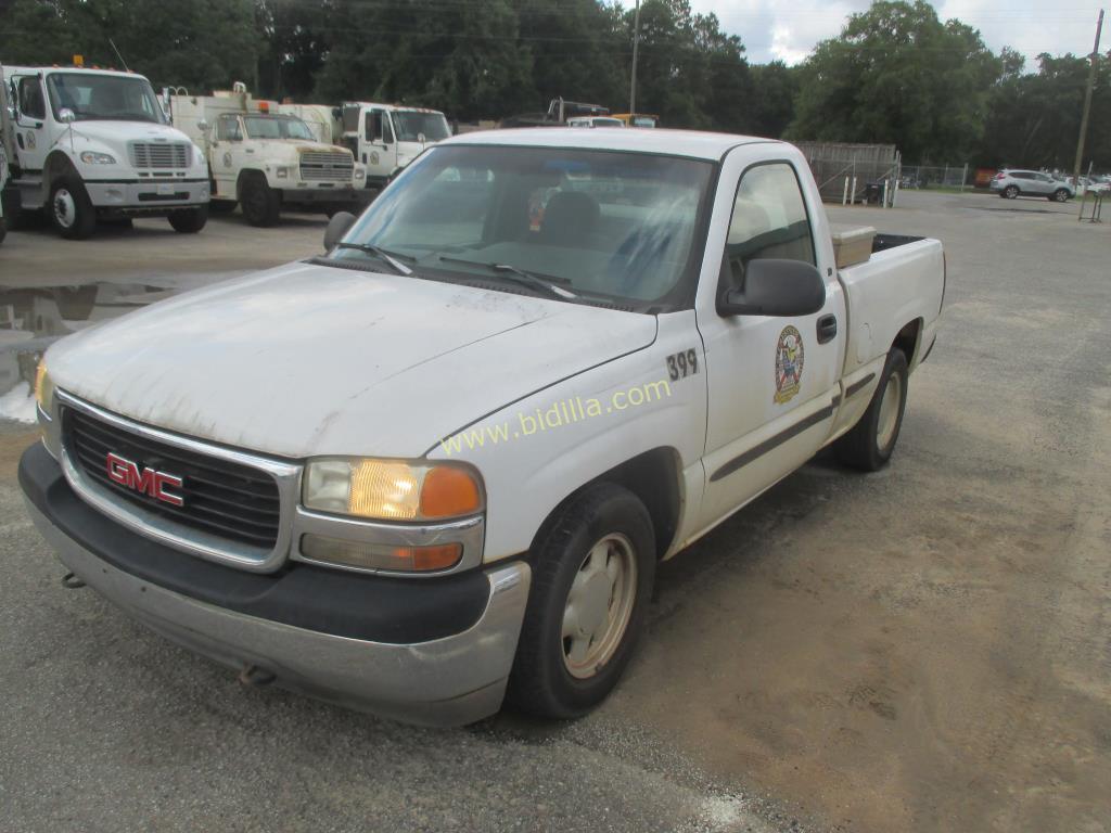 Gov Vehicle Liquidation City of Crestview, FL