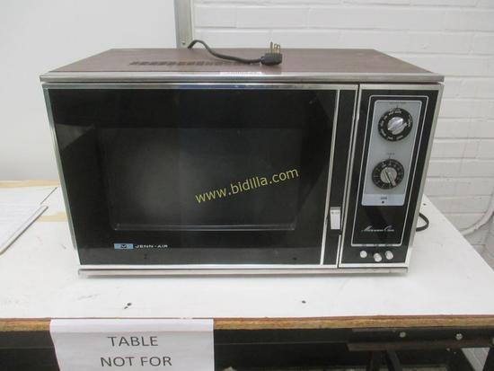 Jenn Air Microwave Oven