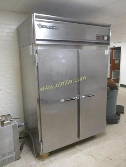 Victory RS-2d-8S7 Refrigerator