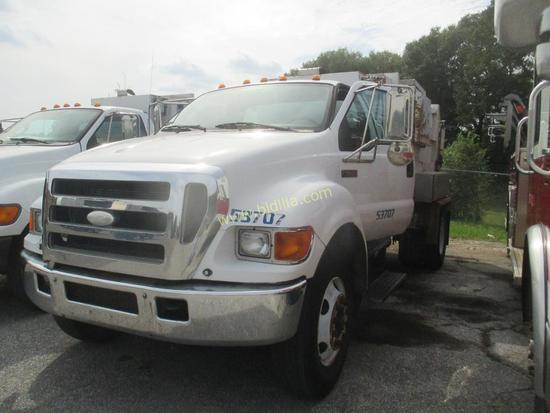 2007 Ford F-650 Garbage Truck