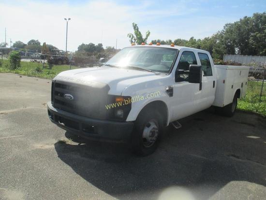 2009 Ford F-350 Truck