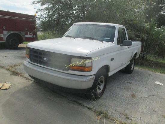 1995 Ford F-150 Truck