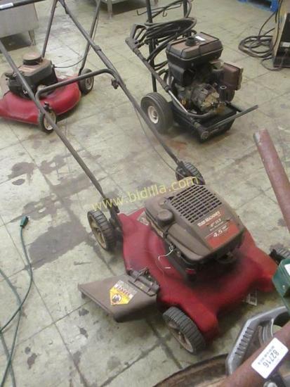 "Yard Machines 22"" Blade Lawn Mower"