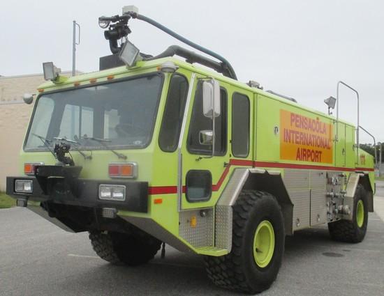 1989 Federal Motors E-One Titan ARFF Truck