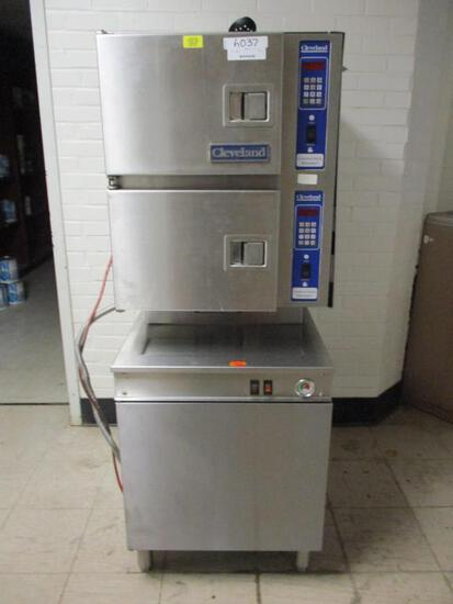 Cleveland Double Convection Steamer 24CGM200.