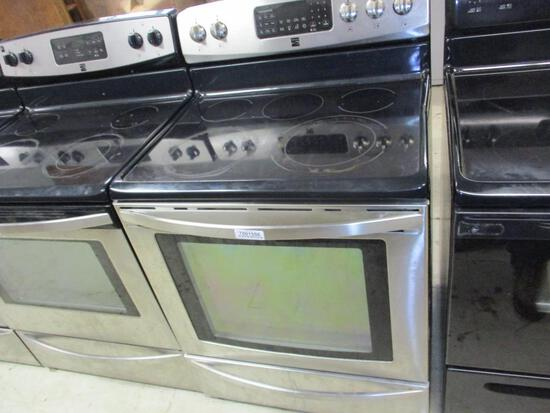 Kenmore Ceramic Top 5 Burner Oven.