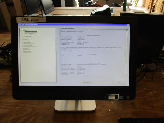 Dell OptiPlex 9010 AIO Desktop Computer.