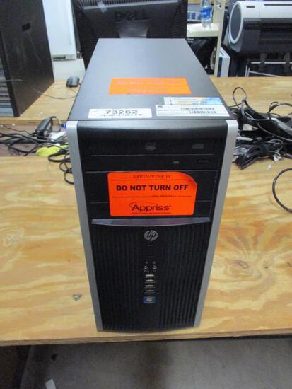 HP Compaq Pro 6305 Desktop Computer.