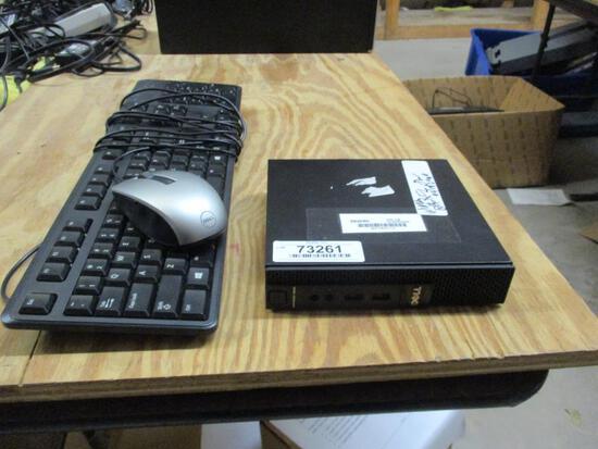 Dell OptiPlex 9020 Desktop Computer.