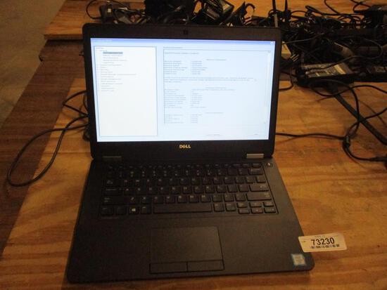 Dell Latitude E5470 Laptop Computer.