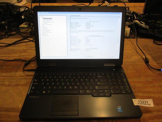 Dell Latitude E5540 Laptop Computer.