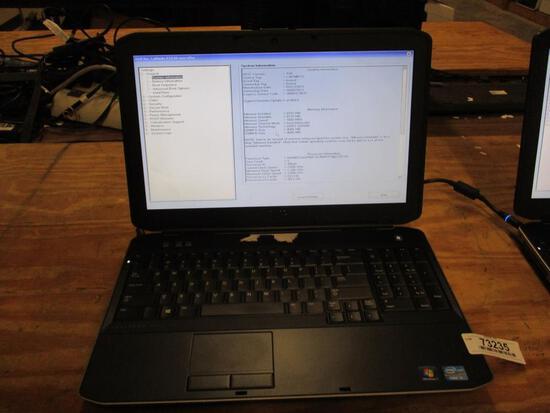 Dell Latitude E5530 Laptop Computer.