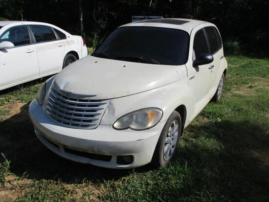 2006 Chrysler PT Cruiser Limited Edition Wagon.