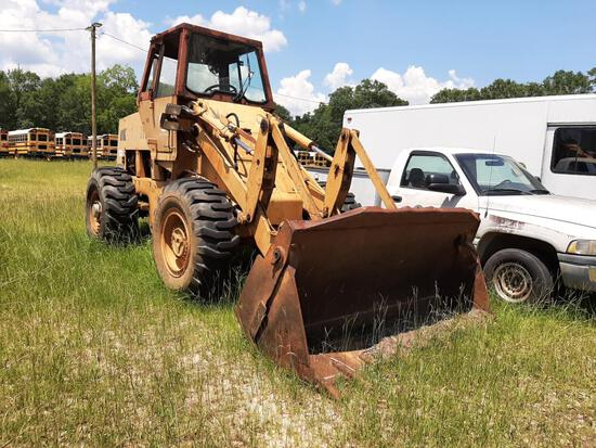 1990 Case W200 Front End Loader
