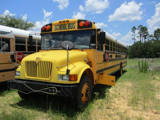 2004 International/Navistar CE School Bus