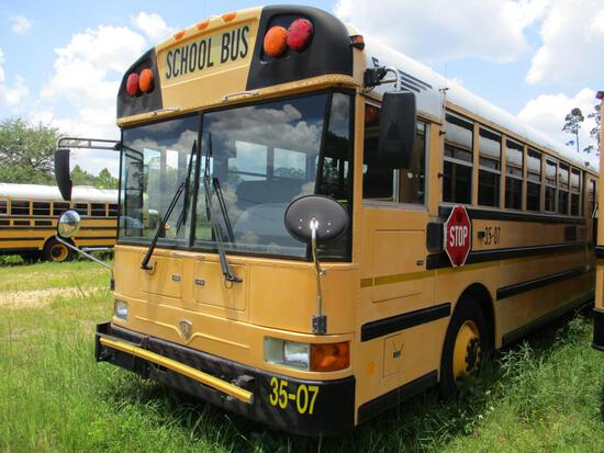 2007 International/Navistar RE School Bus