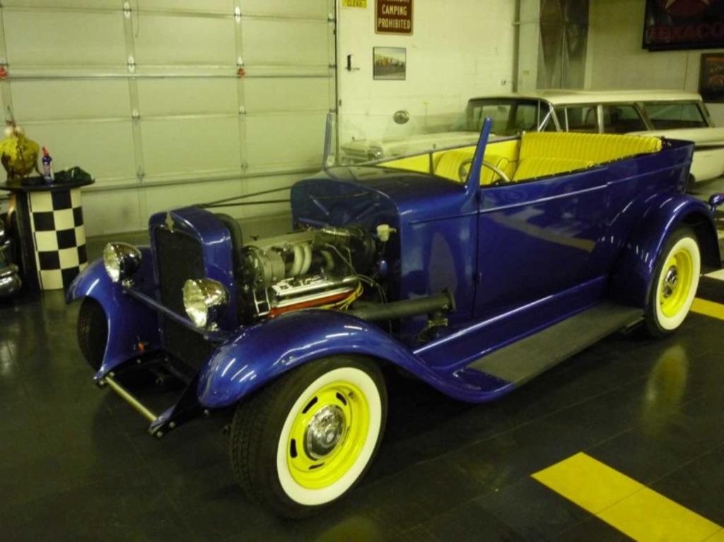 1930 Chevrolet Roadster