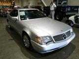 1996 Mercedes  SL320