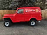 1959 Willys Panel Delivery 4-wheel Drive
