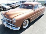 1950 Hudson Super Six 4 dr.