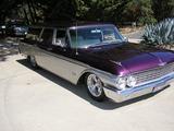 1962 Ford Country Sedan Station Wagon