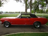 1967 Ford Mustang Contertible