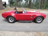 1965 AC Shelby Cobra Open