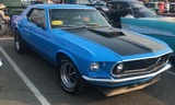 1969 Ford Mustang s code