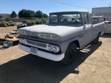1960 Chevrolet Apache Truck