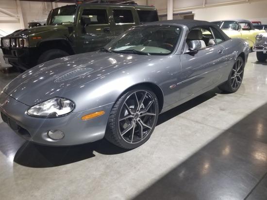 2002 Jaguar