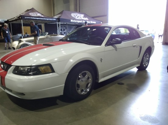 2001 Ford Mustang Fast Back